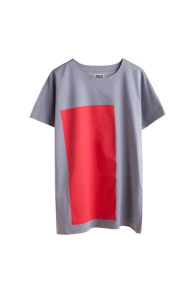 Panel T-shirt | Weekday