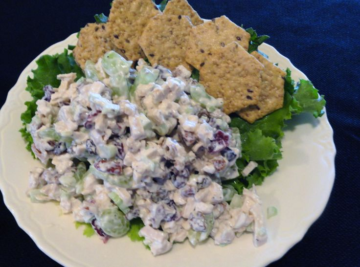 Yum... Id Pinch That! | Uncle Wileys Chicken Salad