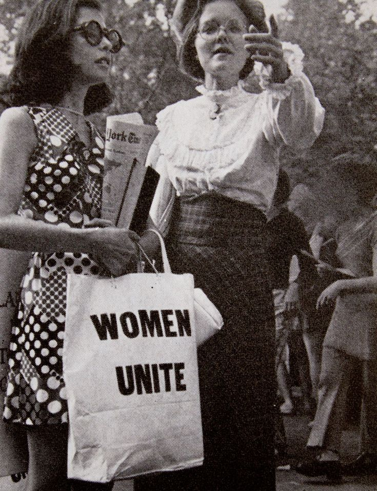 feminism in the 1970s Here are some of the key women and events that fueled the women's liberation movement throughout the 1970s.