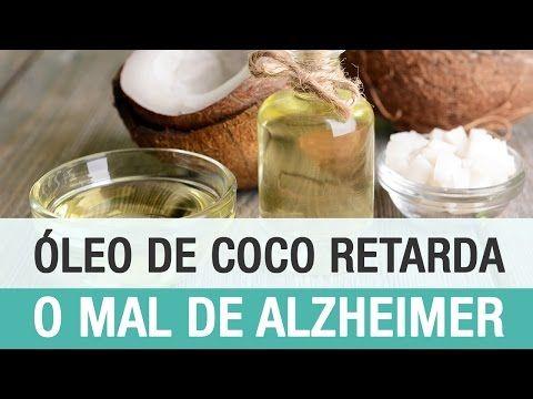 Como o óleo de Coco retarda o Mal de Alzheimer? - Dr. Rondó explica! - YouTube