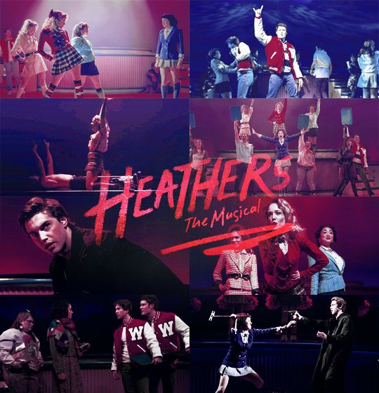 Heathers : The musical