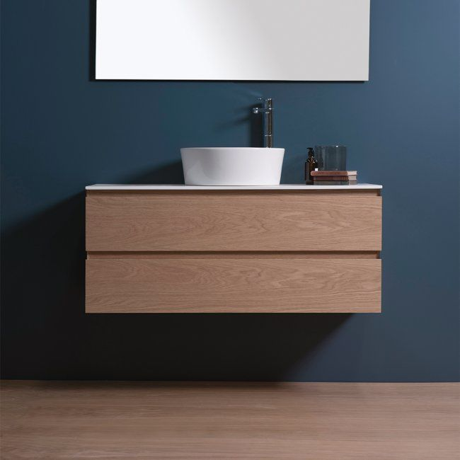 Tablo 1200 Wall Hung Vanity 2 Drawers Wall Hung Vanity Vanity Floating Vanity