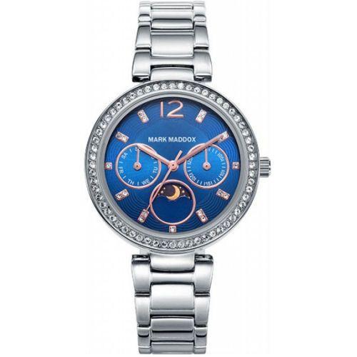 Reloj Mark Maddox MM7017-35 trendy silver