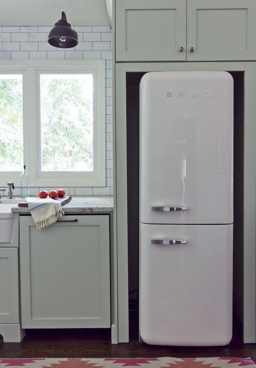 Benjamin Moore - Tea Light - green tea kitchen cabinets,