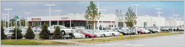 Our Toyota Dealership