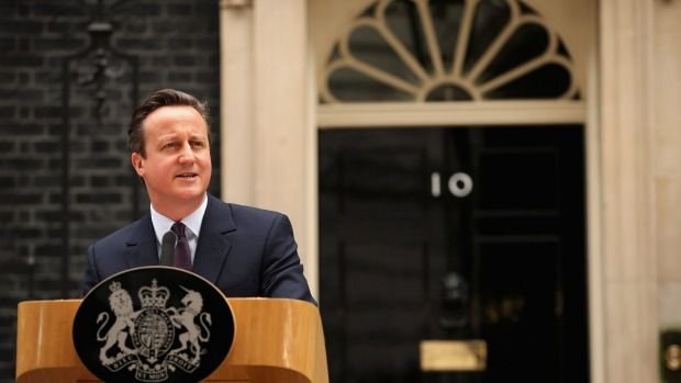 David Cameron's Conservative Party benefited from the analysis and confidence of Australian strategist Lynton Crosby.