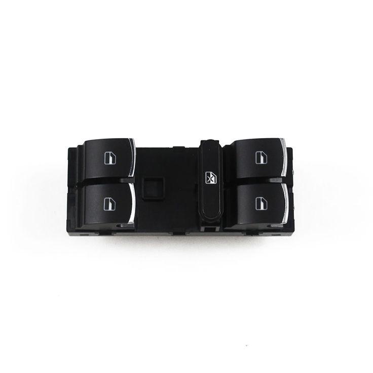LARBLL Chrome Power Window Switch Panel 10Pins For Volkswagen Jetta Golf MK5 MK6 Passat CC 5ND959857 5K4959857. Yesterday's price: US $9.49 (7.84 EUR). Today's price: US $8.73 (7.19 EUR). Discount: 8%.
