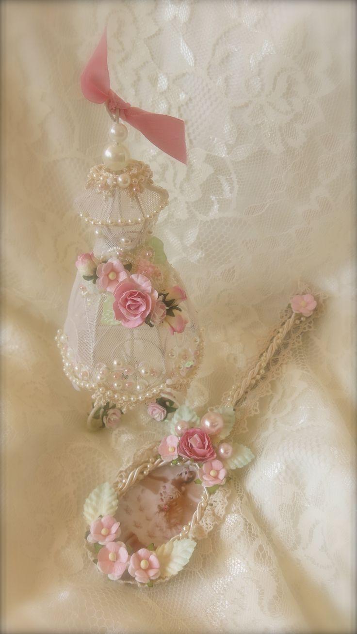 Dress Form Ornament & Altered Spoon - Scrapbook.com