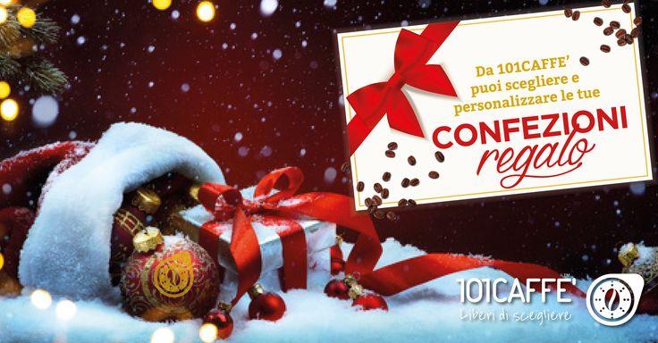 Cerchi il regalo giusto? Scopri i nostri cesti natalizi! Una composizione di aromi e dolcezze per farsi ricordare... Perchè il caffè è un dono sempre gradito, che dà sapore alle proprie giornate, non solo a Natale! Scegli il tuo gusto e abbinaci qualcuna delle nostre Sfiziosità, tra cucchiaini di cioccolato fondente, praline, crema spalmabile al caffè, zuccheri aromatizzati e molte altre!