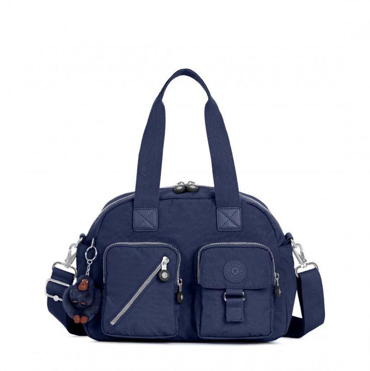 Kipling Defea Handbag - True Blue - Kipling