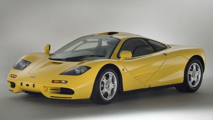 This never-registered 1997 McLaren F1 is for sale, if you have the cash - Autoblog