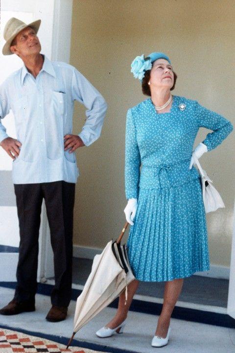 British Monarchy--HRH Prince Phillip and HRM Queen Elizabeth II