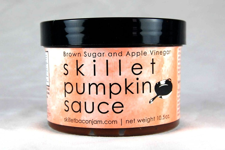 Skillet Street Food Pumpkin Sauce. (grown up ketchup)