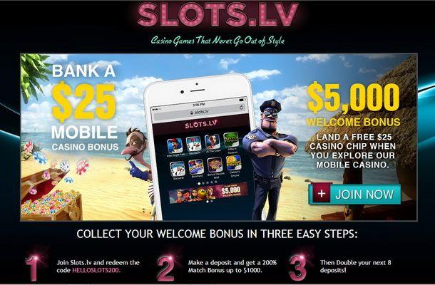 Casino Bonus Mobile