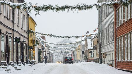 Christmas time Photo by Liz Andersen — National Geographic Your Shot