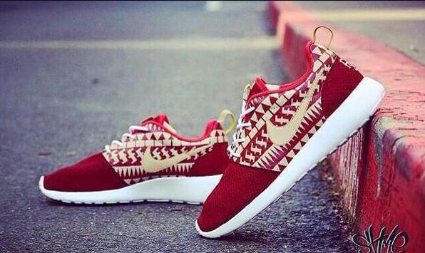 I need these in my life like yesterday! FSU Nike kicks