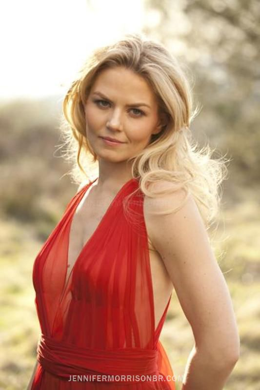 Jennifer Morrison 2012 photoshoot with Allure