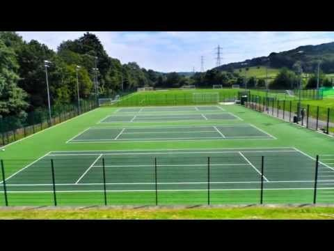 17 best images about artificial sports surface paint for Sport court paint