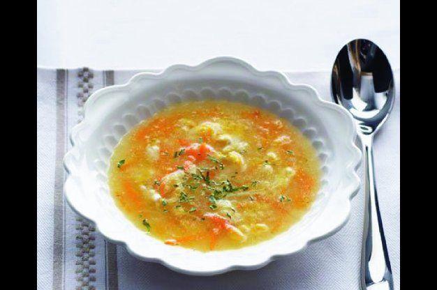 Milionová polévka