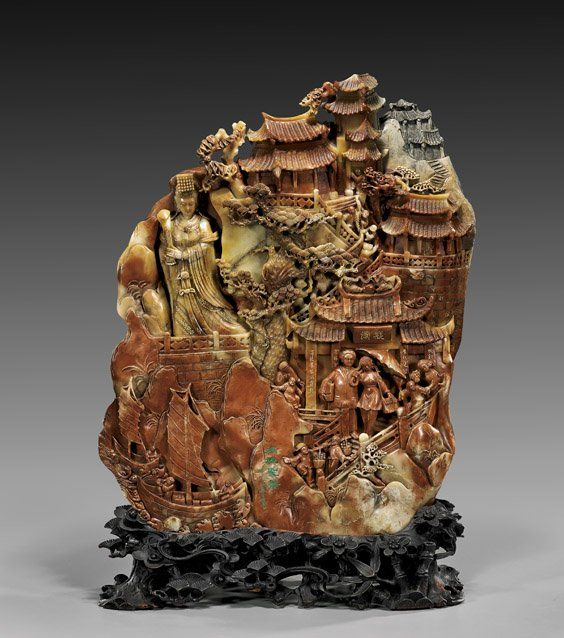 Best images about art chinese carvings on pinterest