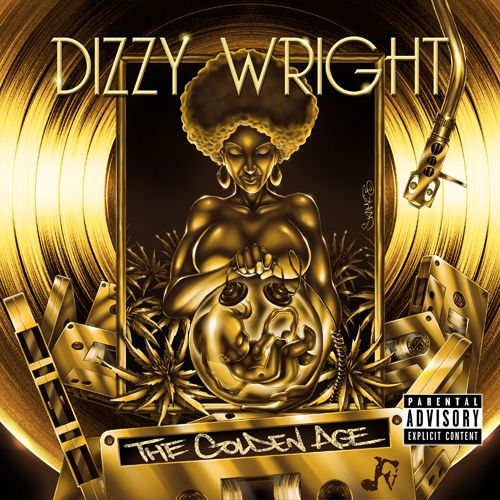 Dizzy Wright-The Golden Age album