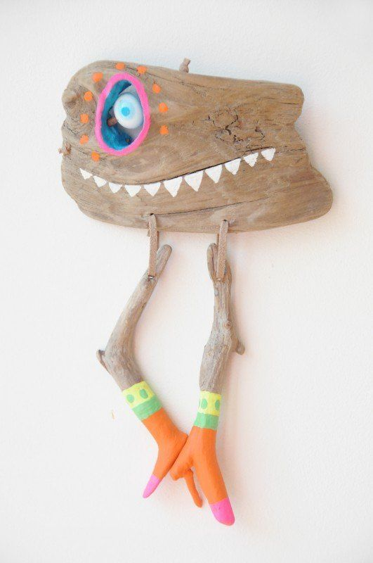 and…Playful Driftwood | My Messinia