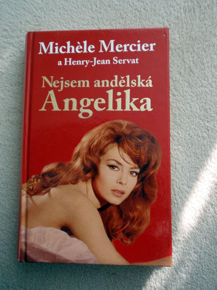 Kniha o živote predstaviteľky Angeliky Michéle Mercier