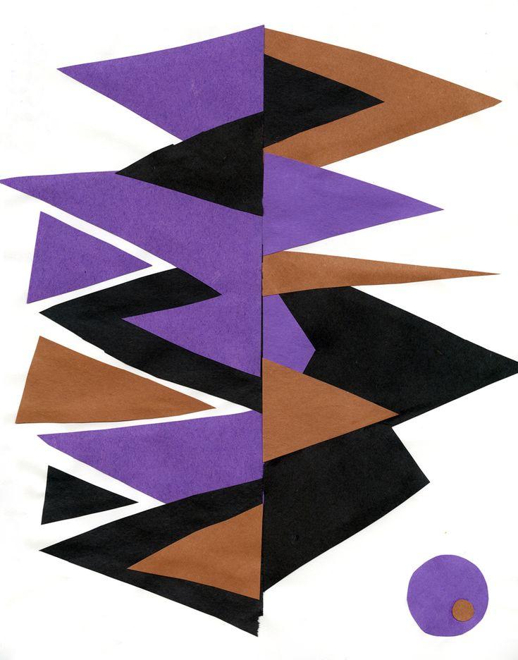 Asymmetrical Balance Art | Asymmetrical Balance