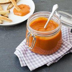 Rhubarb Curry Ketchup - EatingWell.com