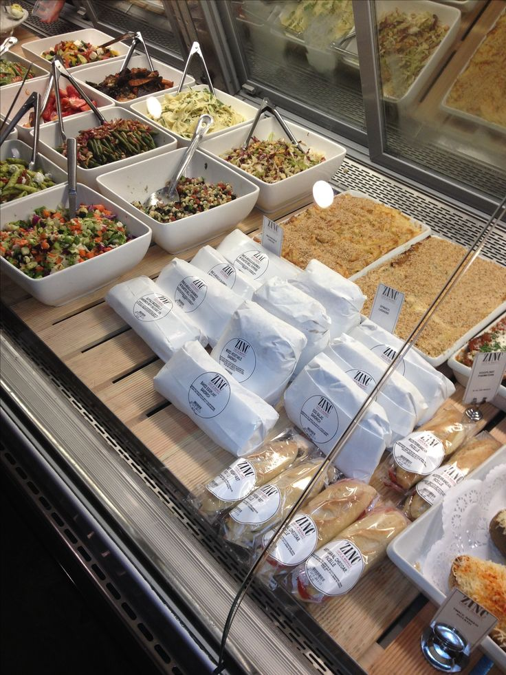 Quality refrigeration is essential for deli's