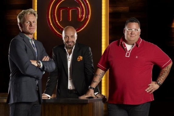 with Joe Bastianich and Graham Elliot as the judges of Masterchef USA
