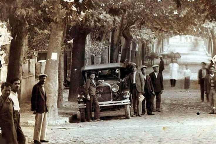 1930'larda Pendik'ten bir görünüm