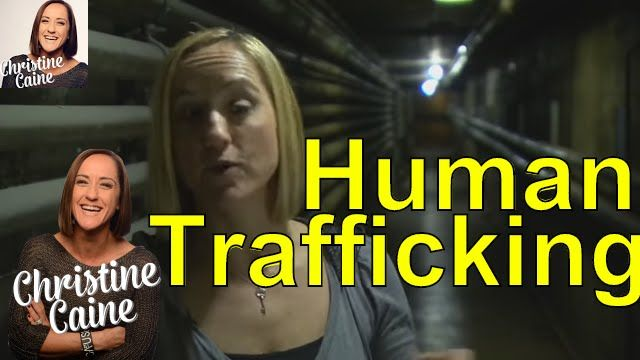 Christine Caine Undaunted Sermons 2016 - Human Trafficking
