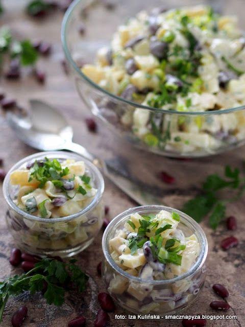 salatka-karnawalowa-warzywna-z-ananasem-i-czerwona-fasola