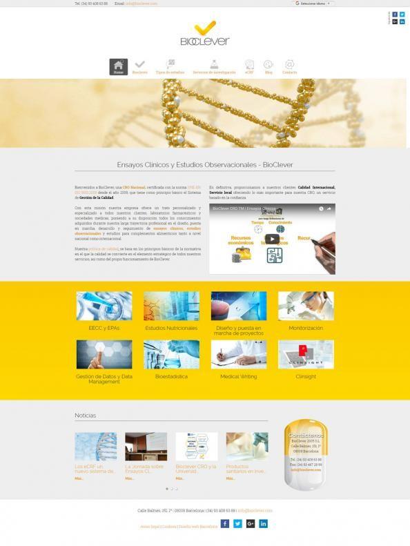 Programación web para el SEO de Bioclever  https://www.latevaweb.com/programacion-web-para-el-seo-de-bioclever.html