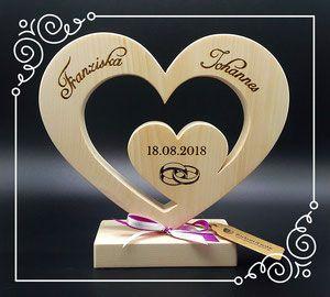 Das Geschenk ewiger Liebe – Hochzeitsgeschenke aus…
