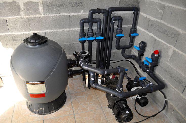 Systeme De Filtration Piscine En Blocs Polystyrene Piscine