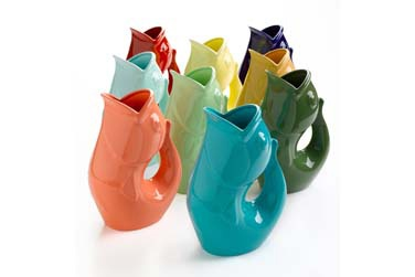 Gurgle Pot Pitcher