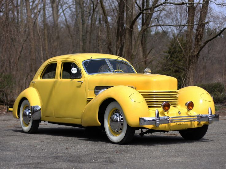 Cord 812 Beverly 1937
