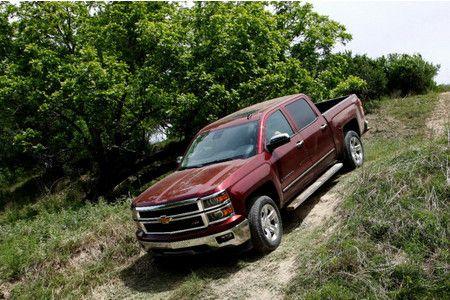 Consumer Reports Names 2014 Chevy Silverado 'Top Truck'