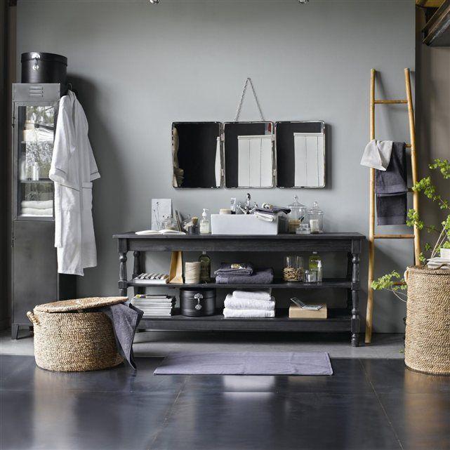 17 best ideas about porte serviette bambou on pinterest - Echelle bambou porte serviette casa ...