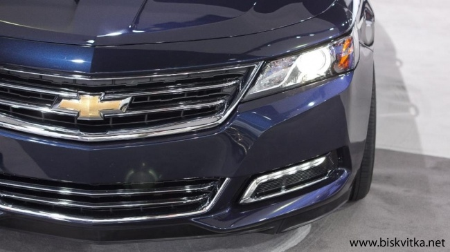 Chevy Impala 2014