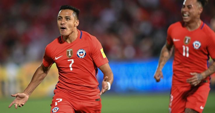 The in-form forward missed his national team's clash with Colombia due to a minor muscle injury but gave his country what was ordered