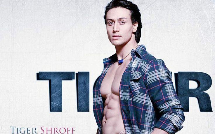 Tiger Shroff Smart Actor HD Wallpaper