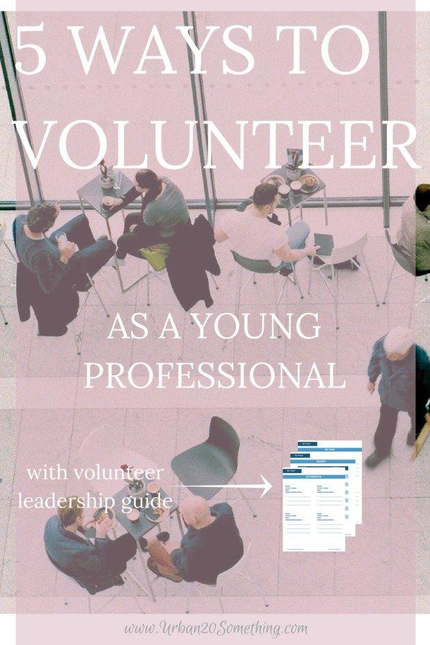 best volunteer organizations to meet men
