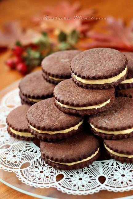 Kakaowe markizy z serkiem mascarpone1