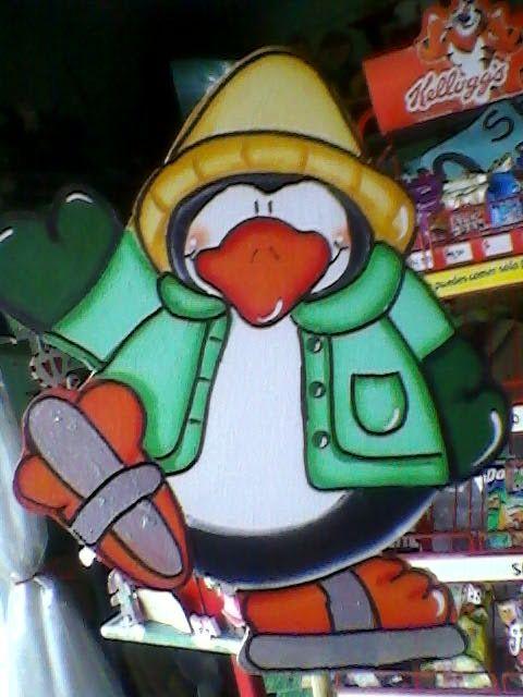 pinguino 6