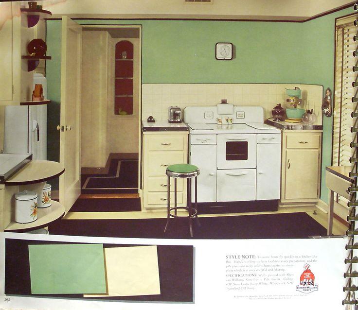 1941. Vintage ColorsVintage DecorVintage Room1940s ...
