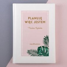 Planner książkowy CZASOOGARNIACZ