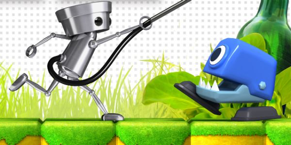 Review: Chibi-Robo Zip Lash (3DS) | Female-Gamers